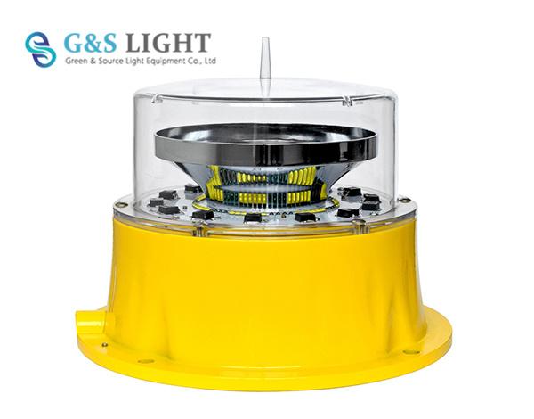 航空障碍灯为什么会出现亮光异常?
